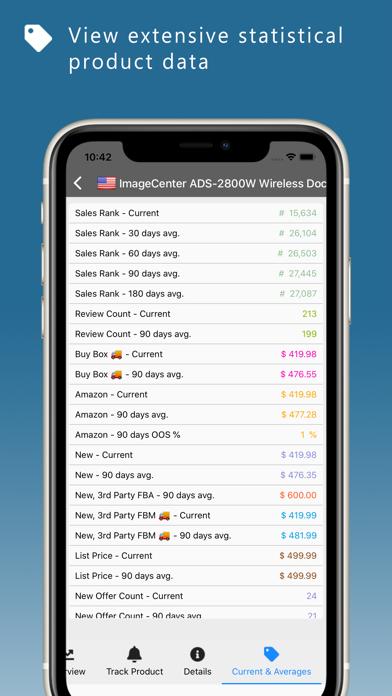 Keepa · Price Trackerのおすすめ画像4