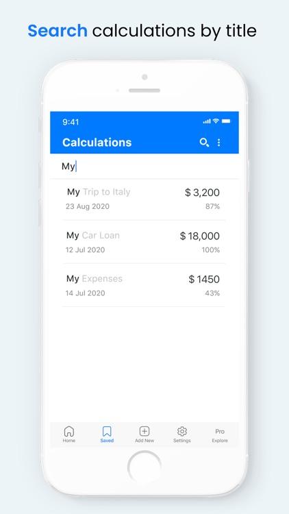 Sigma Calculator screenshot-3