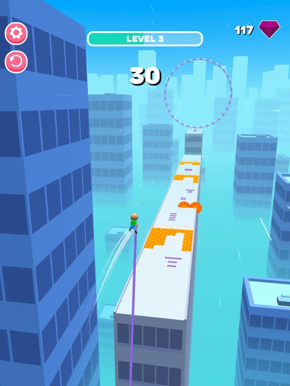 Roof Jumper 3D screenshot 15