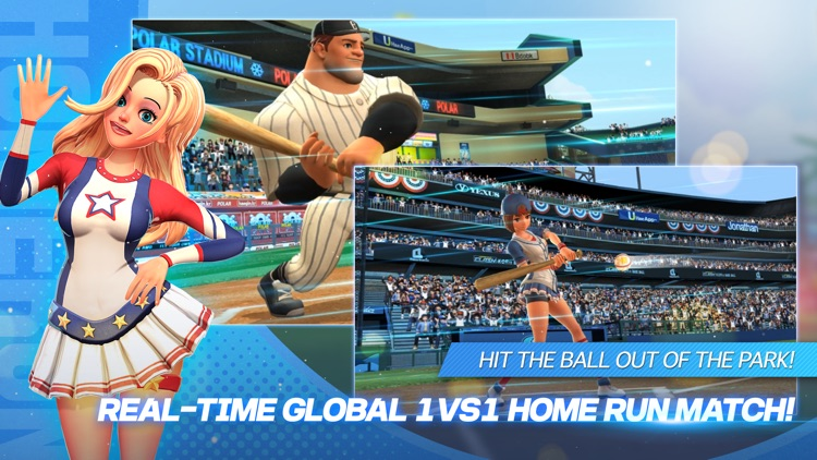 Homerun Clash screenshot-0