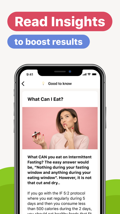 Intermittent Fasting App のおすすめ画像3
