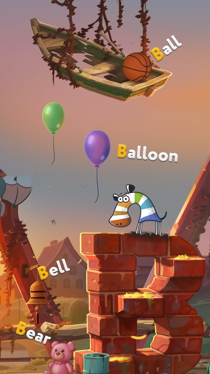 Zebrainy: A-Z kids games screenshot-5