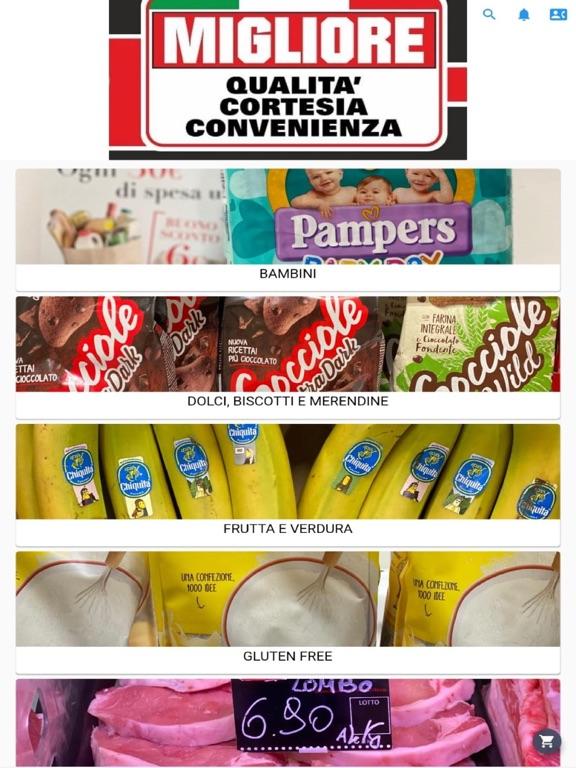 Supermercato Migliore screenshot 2