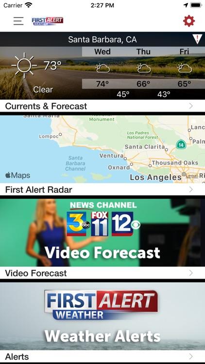 NewsChannel 3-12 FirstAlert WX screenshot-3