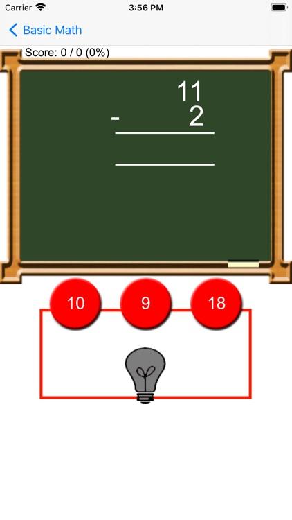 Basic Math screenshot-4
