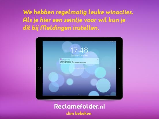 Reclamefolder iPad app afbeelding 9