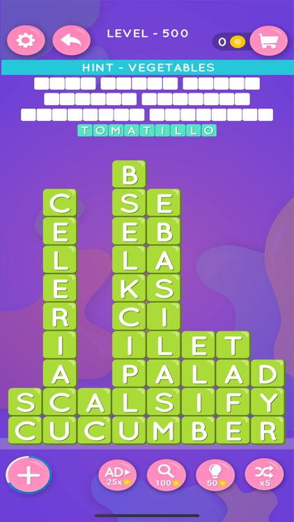Words Wizardry - Word Search screenshot-4