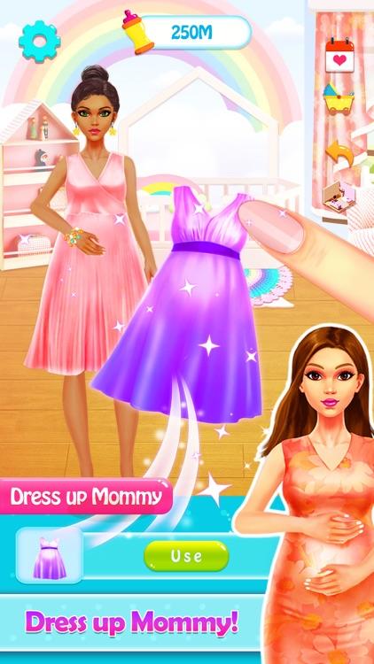 Baby Games: Pregnant Mom Care screenshot-0