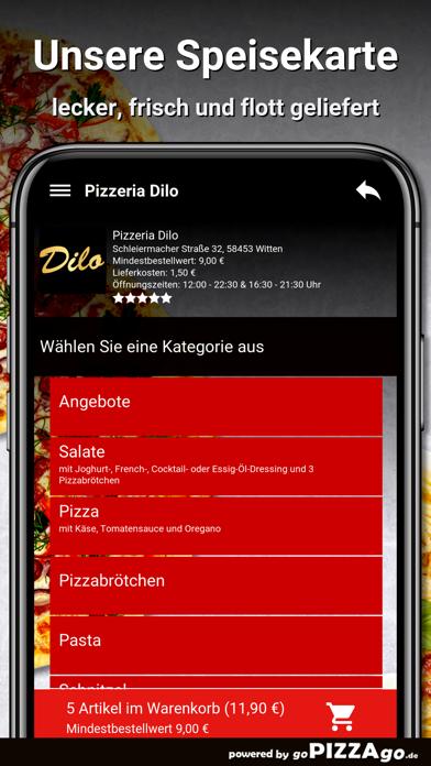 Dilo Witten Pizzeria screenshot 3