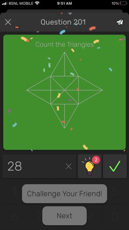 Brain Math: Logic Puzzle Games screenshot-6