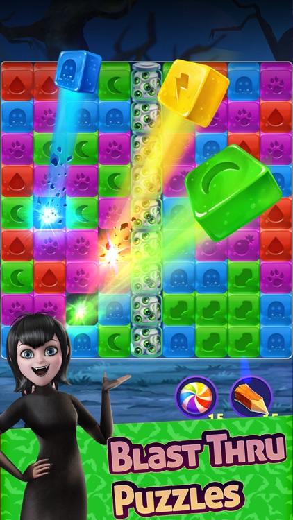 Hotel Transylvania Blast Game screenshot-0