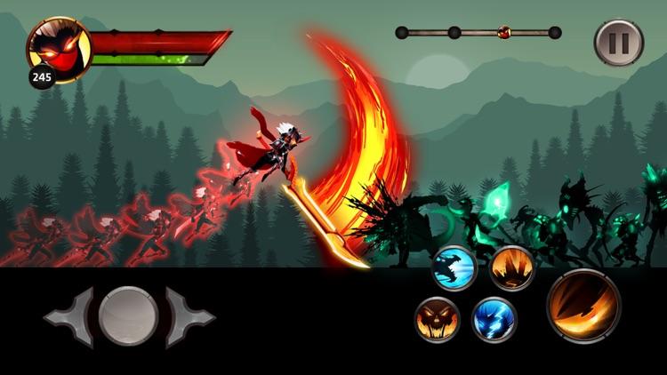 Stickman Legends-Shadow Fight screenshot-0