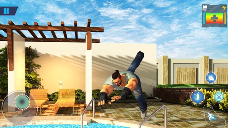 Virtual Gym Buddy Simulator 3D screenshot-4