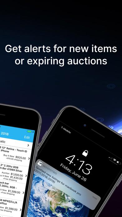 SeeSpotBid Screenshot
