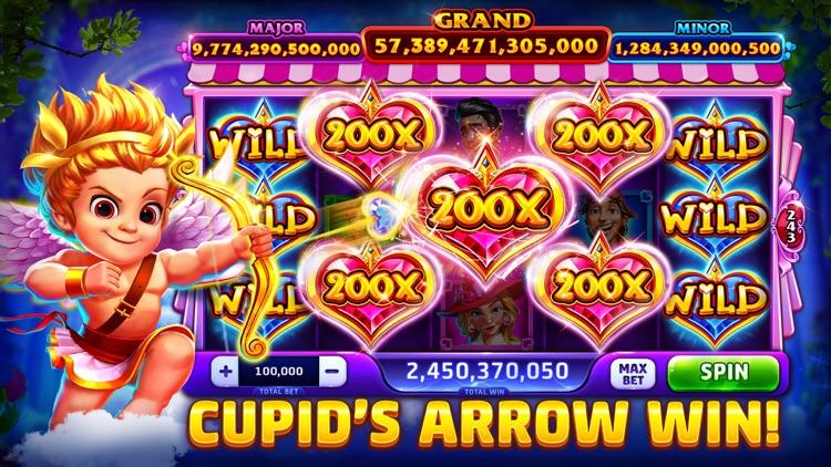 Jackpot Crush - Casino Slots screenshot-3