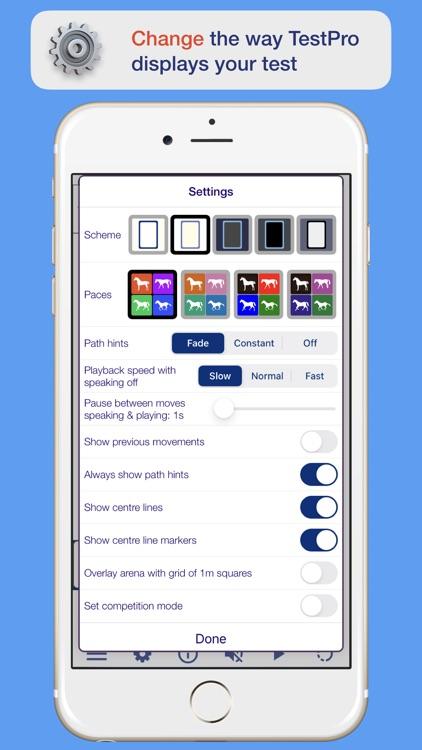 TestPro FEI Dressage screenshot-3