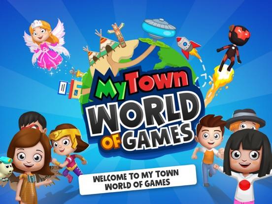 My Town World Of Gamesのおすすめ画像1