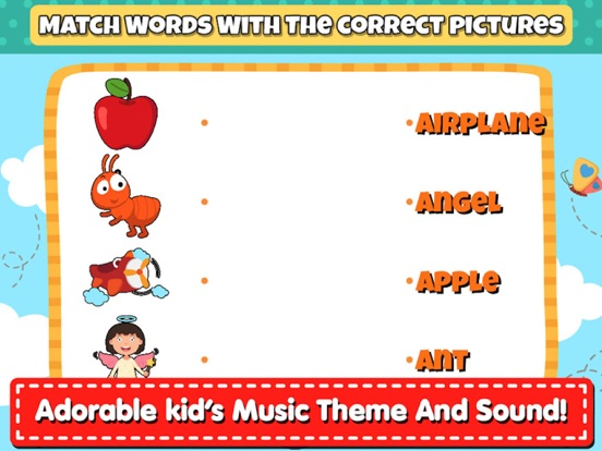 Match Words To Pictures screenshot 11