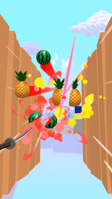 Samurai Slash - Run & Slice screenshot 4