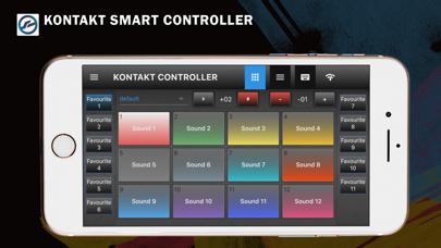 kontakt smart controller Screenshot