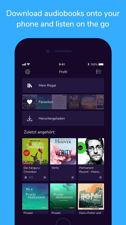 Audioteka screenshot-7