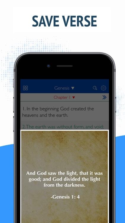 Holy Bible KJV Offline screenshot-3