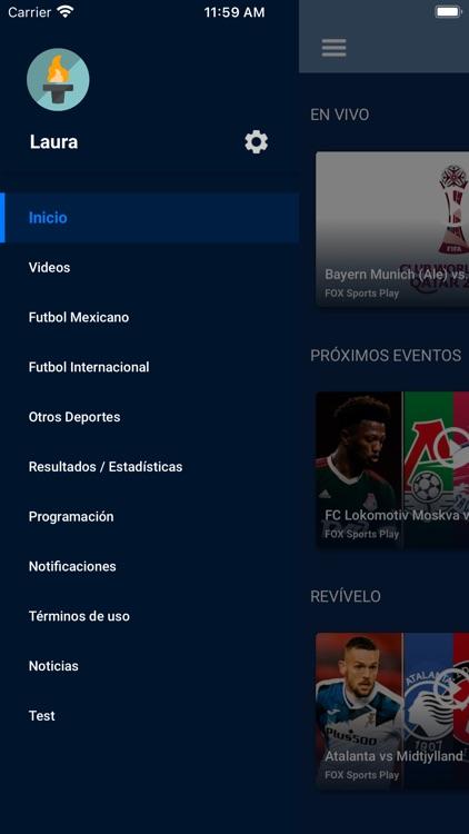 FOX Sports Latinoamérica screenshot-4