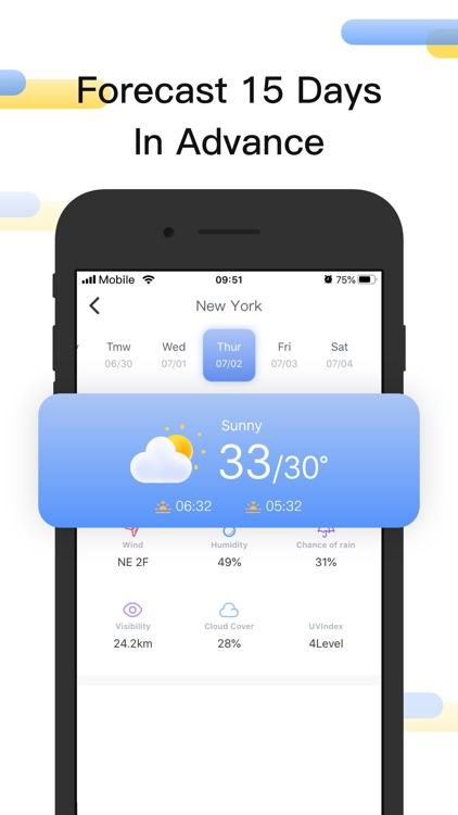 Weather RadarPro-Tracker&Storm