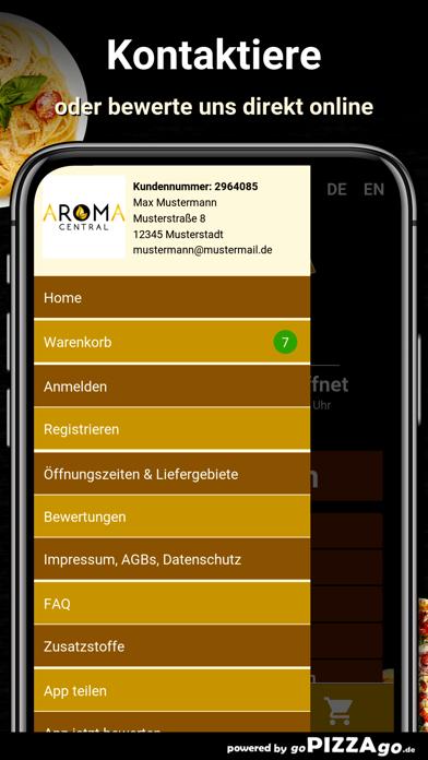 Aroma Central Hofheim screenshot 3