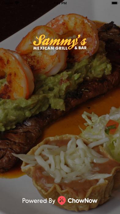 Sammy's Mexican GrillScreenshot of 1