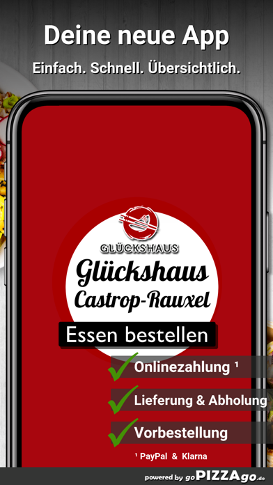 Glückshaus Castrop-Rauxel screenshot 1