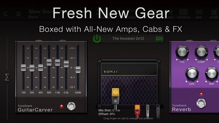 ToneStack PRO Guitar Amps & FX