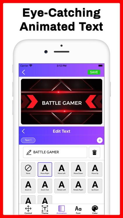 Intro Maker Outro Maker For YT screenshot-5