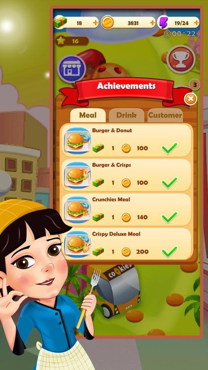 Fast Food Express Mania