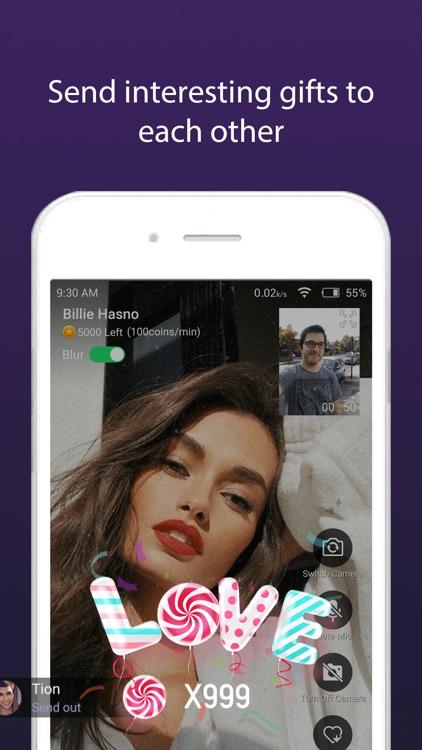 Jasmin- video chat, match date screenshot-4