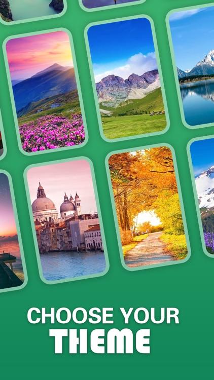 Word Scenery: Crossword puzzle screenshot-4