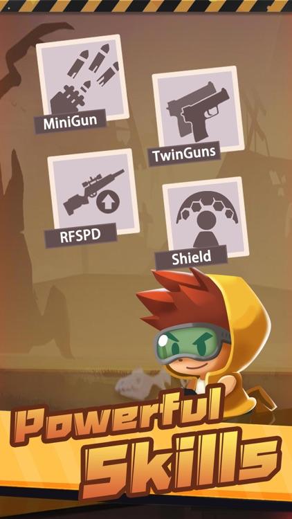 Mr Shooter Legend-Zombie War screenshot-3