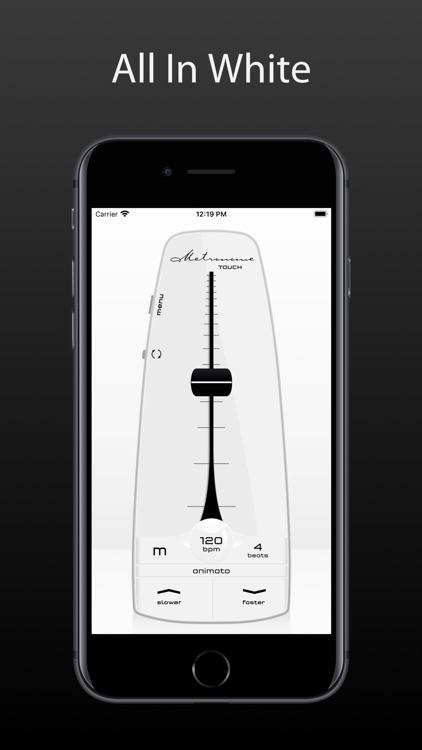 Metronome Touch screenshot-3