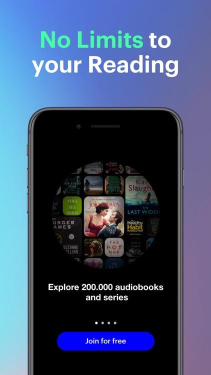 Anyplay Audio books & Podcasts screenshot-4