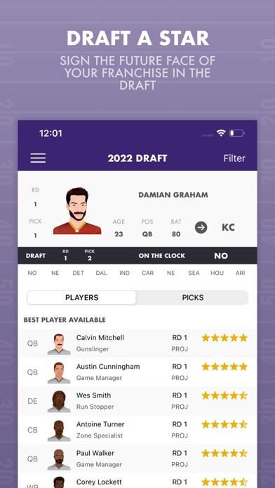 Pocket GM 21: Football Manager screenshot 4