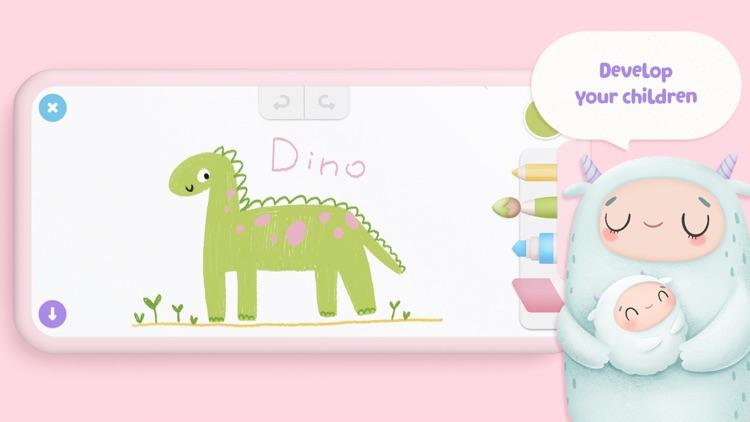 Draw Boo: drawing app