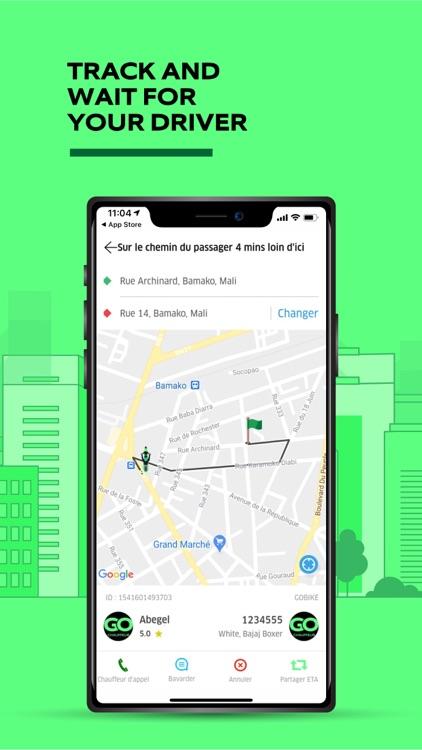 ZiqqiGO - Request a Taxi Now! screenshot-5