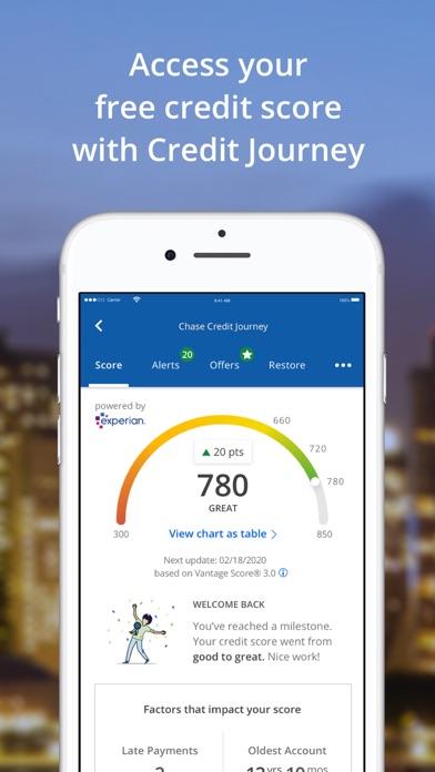 Chase Mobile® Screenshot