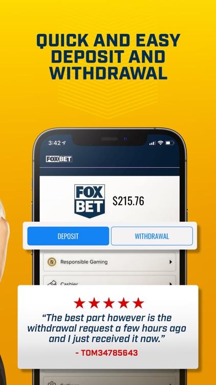 FOX Bet Sportsbook & Casino screenshot-6