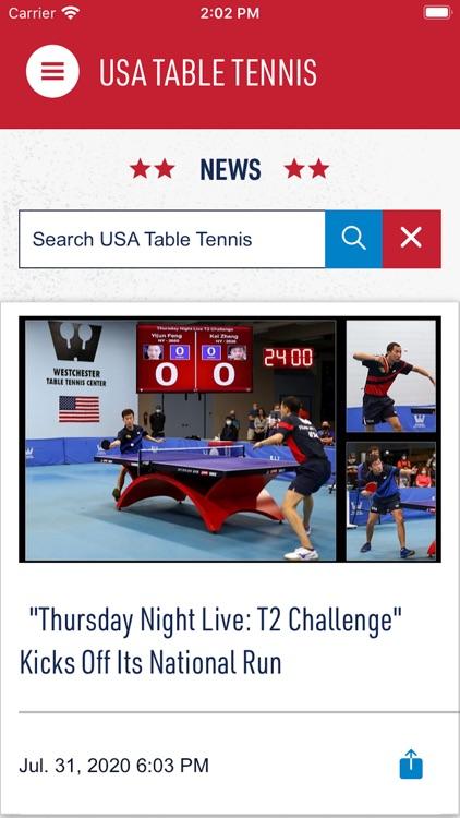 USA Table Tennis screenshot-4