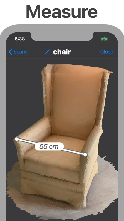 3d Scanner App™ screenshot-2