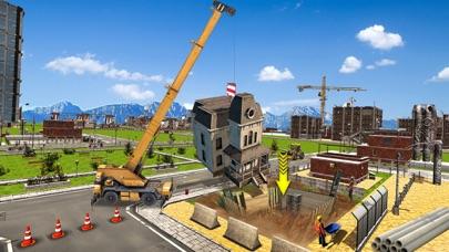 市 建設 トラック ゲーム紹介画像3