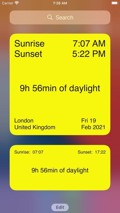 Sun Intervals screenshot-3