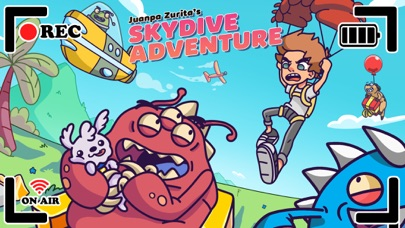 SkyDive Adventure by JP Zurita