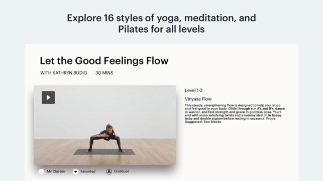 Glo Yoga And Meditation On The App Store